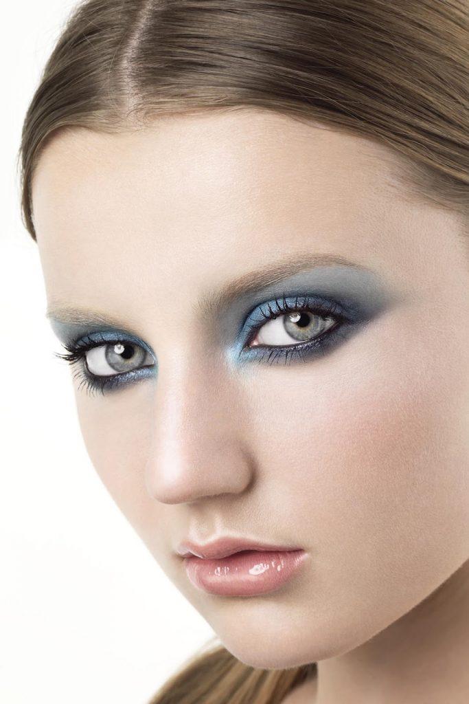 آموزش سایه کاربنی، آموزشگاه آرایش زنانه  ، شهریه کلاس های آرایشگری زنانه
