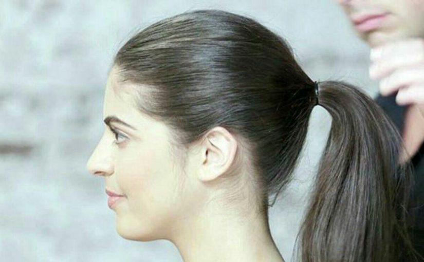 آموزشگاه آرایشگری و طریقه گریم و میکاپ آرایش مو