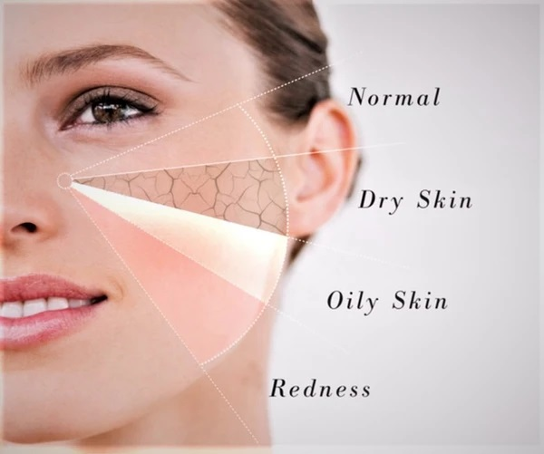 انواع پوست در آرایشگری